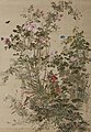 Flowers and Insects by Yamamoto Baiitsu (Nomura Art Museum).jpg
