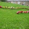 Flowers at Holy Trinity Church - panoramio.jpg