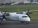 Flybe (G-ECOE), Newcastle Airport, November 2015 (01).JPG
