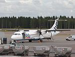 Flybe Nordic ATR 72-500 OH-ATO at HEL 10JUL2015.JPG