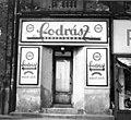 Fodrászat, Alkotás utca 1-a., Budapest XII. Fortepan 102706.jpg