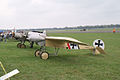 Fokker EIIIs LSideFront Dawn Patrol NMUSAF 26Sept09 (14413490617).jpg