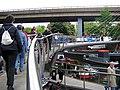 Footbridge over Regent's Canal - geograph.org.uk - 1291655.jpg