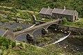 Footbridge over the Afon Elan below Caban Coch dam - geograph.org.uk - 508431.jpg