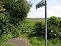 Footpath Shortcut - geograph.org.uk - 179405.jpg