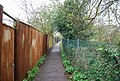 Footpath parallel to Farmcombe Rd (5) - geograph.org.uk - 1273642.jpg