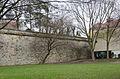 Forchheim, Stadtbefestigung, St. Veit-Bastion, südwestliche Kurtine, 006.jpg
