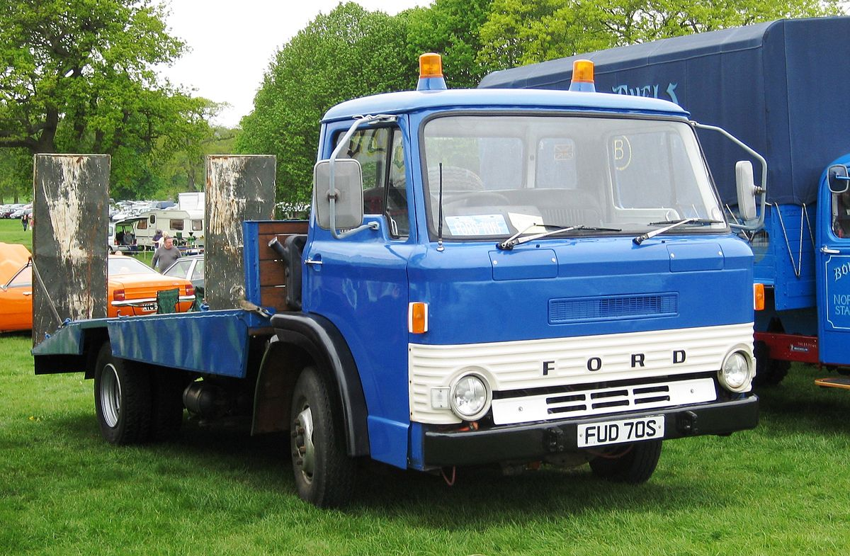 Ford D Series Wikipedia