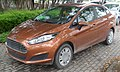 Ford Fiesta VI sedan facelift China 2014-04-20.JPG