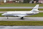 FortAero Baltic, ES-CKH, Dassault Falcon 2000 (37009328363).jpg