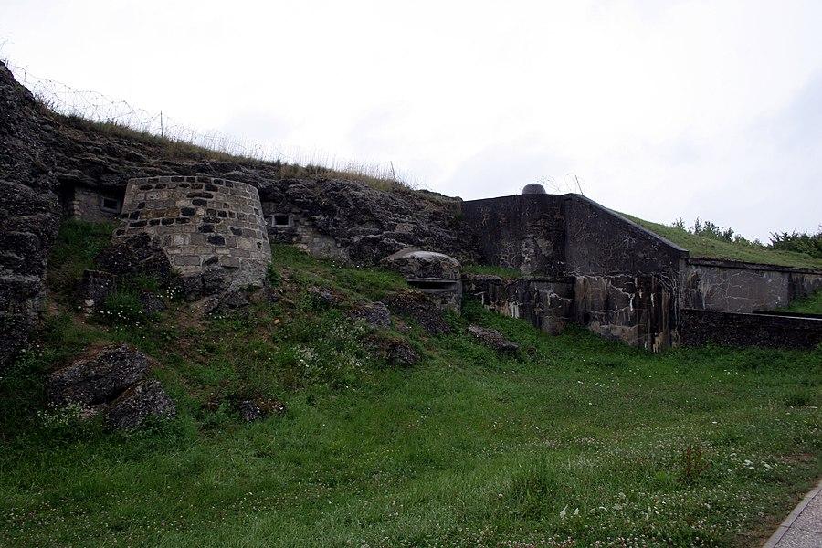Fort Douaumont near Verdun, France in July 2005.