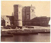 Fort Macquarie ca.1870 from Sydney Streets and Buildings, 1861-ca.1900 chiefly by Kerry & Co..jpg