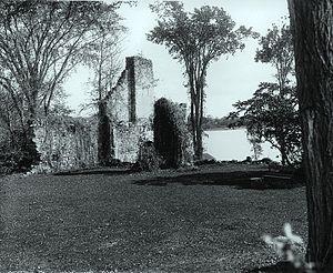 Fort Senneville - Image: Fort Senneville 1895