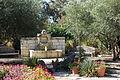 Fountain - Leaning Pine Arboretum - DSC05393.JPG