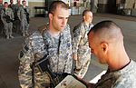Four soldiers receive Purple Heart for battle-related injuries 111021-A-UH571-110.jpg