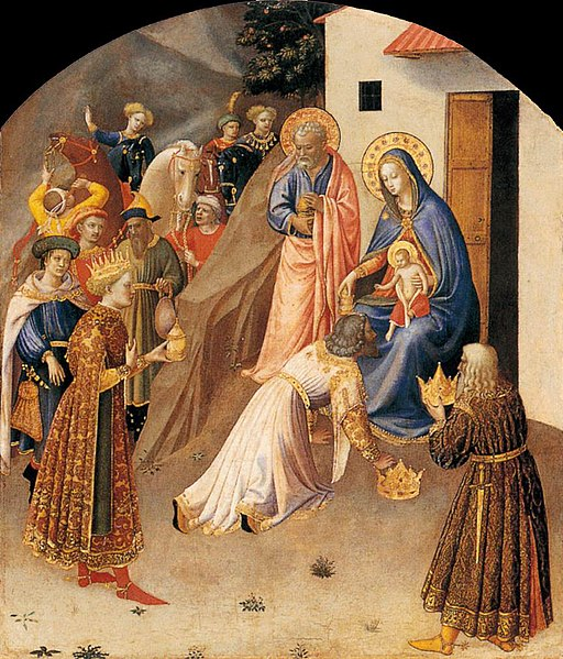 File:Fra Angelico - Adoration of the Magi - WGA00640.jpg