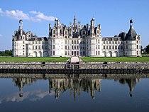 France Loir-et-Cher Chambord Chateau 03.jpg