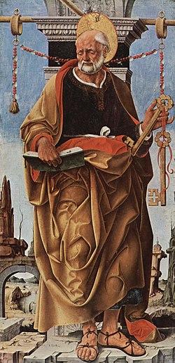 Simon Petrus Steckbrief