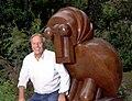 Franco ADAMI (sculpture - La Mosca).jpg