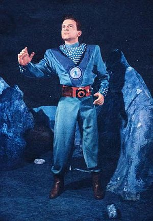 Tom Corbett, Space Cadet - Frankie Thomas as Tom Corbett