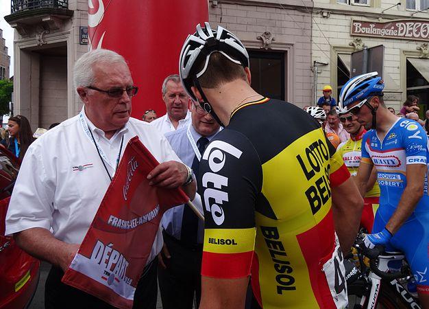 Frasnes-lez-Anvaing - Tour de Wallonie, étape 1, 26 juillet 2014, départ (C36).JPG