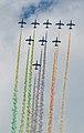 Frecce Tricolori NL Air Force Days (9291483830).jpg
