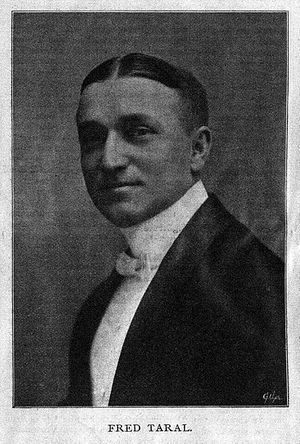 Fred Taral - Fred Taral around 1903