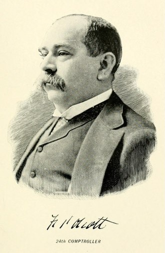 Frederic P. Olcott - Frederic P. Olcott, businessman and New York State Comptroller