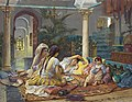 Frederick Arthur Bridgman In the Harem.jpg