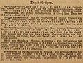 Freiheit, Berliner Organ der unabhängigen Sozialdemokratie Deutschlands vol 005 no 152 Abend-Ausgabe Tages-Notizen.jpg