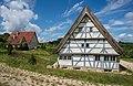 Freilichtmuseum Beuren - Weberhaus aus Laichingen - Ansicht von ONO.jpg