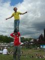 Fremont Solstice Parade 2007 - gymnasts 12-8.jpg