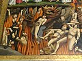 Fresco of Hell - Church of Saint Joseph of Arimathea - Vank Cathedral - Jolfa Suburb - Isfahan - Central Iran (7433472792) (2).jpg