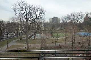 St. James Park (Bronx)