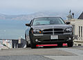 Front view of 2006 Dodge Charger in San Francisco 20110804 1.jpg