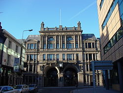 Frontage of former Liverpool Exchange railway station (1).JPG