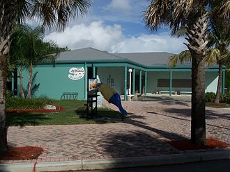 Fort Pierce, Florida - A.E. Backus Museum and Gallery