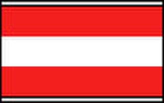 Corps Vandalia-Teutonia - Image: Fuchsenband Vandalia Teutonia