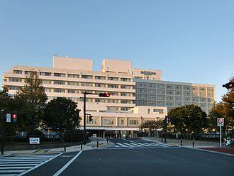 Fujisawa, Kanagawa - Fujisawa City Hospital