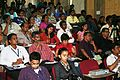 Full house during Marathi wikipedia presentation during WikiConference India 2011.JPG
