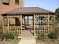 Funston Elementary School pavillion.JPG