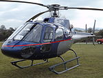 G-TIPR Ecureuil AS350 Helicopter (25613696300).jpg
