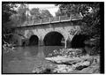 GENERAL VIEW - Pennypack Creek Bridge, 8300 Frankford Avenue, Philadelphia, Philadelphia County, PA HABS PA,51-PHILA,414-1.tif
