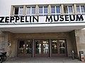 GER — BW — Friedrichshafen — Zeppelin Museum (Haupteingang Nord) 2021.jpg