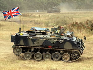 FV432 - FV432 at the 2012 War and Peace Show