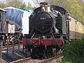GWR 2-6-2T 4160, WSR Washford, WSR 23.4.2011 P4230004 (9972173014).jpg