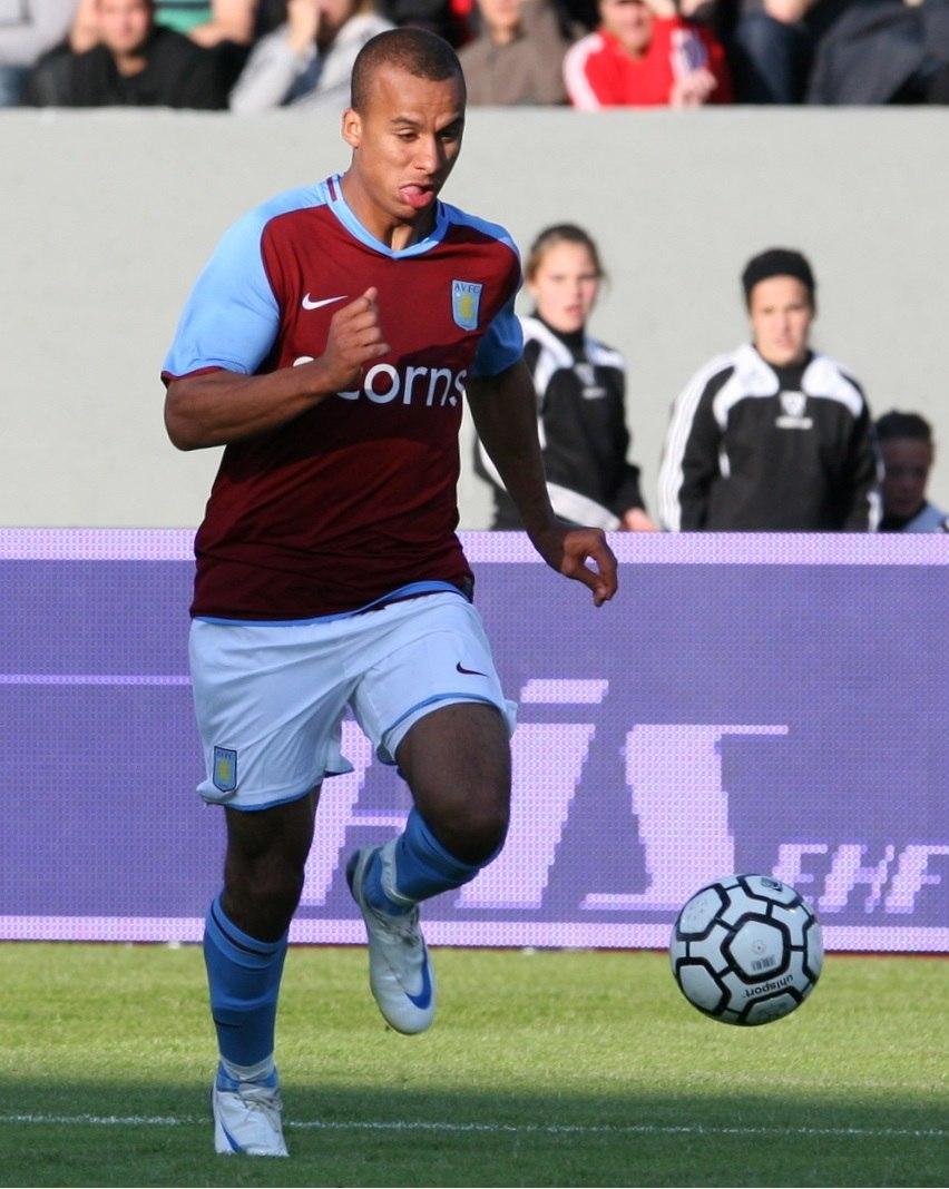 Gabriel Agbonlahor Aston Villa-FH 318