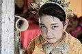 Gadis Muda, Upacara Penikah, Pulau Selayar, Sulewesi Selatan, Indonesia.jpg