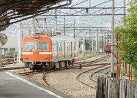 Gakunan train at Yoshiwara Station 200511.jpg