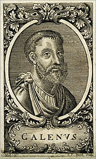Galen Greek physician, surgeon and philosopher